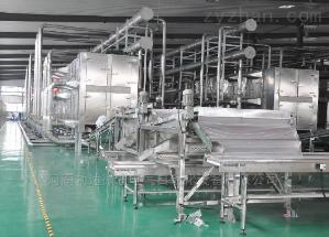 肉制品微波殺菌設備食品機械設備網