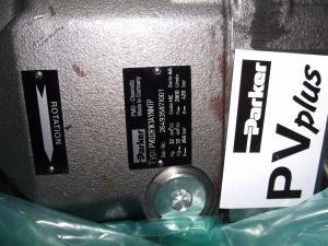 派克柱塞泵PV032R1K1AYNMTP01