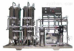5噸每小時南昌藥用純化水反滲透設備