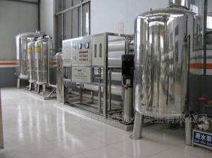 2噸每小時訂制2噸每小時純凈水設備