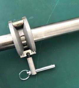 GL點焊機配套管子夾具