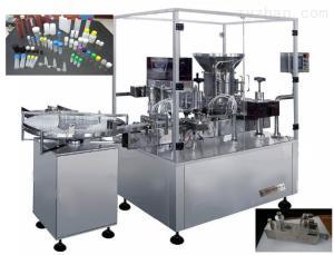 GX-GSJ诊断试剂灌装旋盖生产线