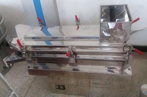 符合新国标GMP标准医药用不锈钢筛分机