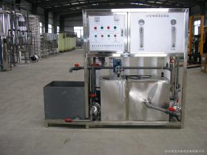 南京春雷一噸礦泉水設備
