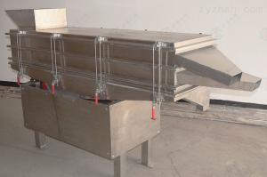 多级别不锈钢直线白米筛分除杂机