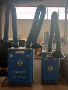 HY邯郸焊烟净化器除尘设备厂家直销