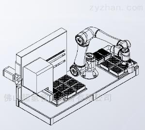 國產定制移液體機械手全自動稀釋機器人