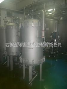 CBT-GDL供應糖水過濾器、橙汁過濾設備、袋式過濾機