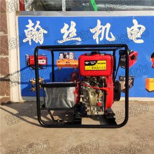 HS20HP2寸高压进口柴油水泵HS20HP