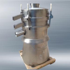 GMP標準醫藥行業振動篩分過濾機