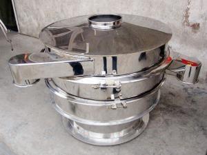食品廠專用堅果振動篩選機