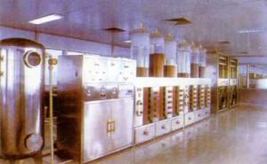 離子交換器