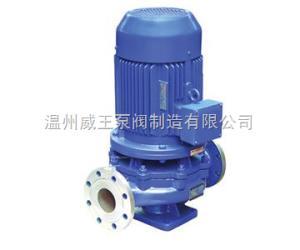 IHGB型立式不銹鋼防爆管道離心泵生產廠家,價格,結構圖