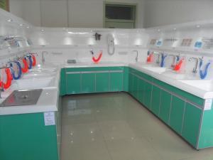 五槽+干燥台定制 胃镜肠镜清洗工作站洗消毒机三强厂家