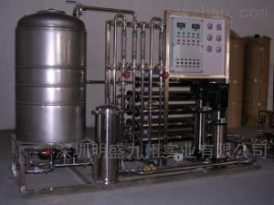 1t/h1噸每小時醫用純化水設備