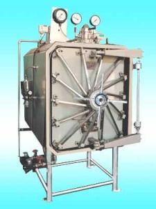 臥式矩形壓力蒸汽滅菌器