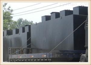 LYTT洛陽欒川啤酒廠污水處理設備工藝介紹