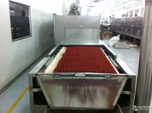 HT—152何首烏微波干燥殺菌機生產廠家推薦宏濤