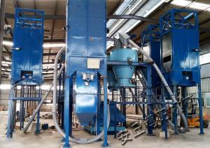 TCD1000噸袋拆包機醫藥粉末噸袋投料站噸袋下料裝置
