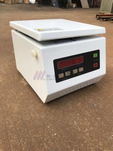 内蒙古台式高速离心机TG16B实验室乳脂分离