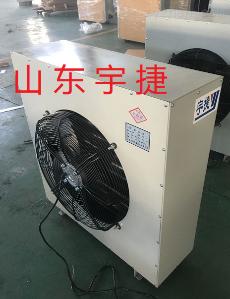 8Q系列防腐热水暖风机的原理介绍