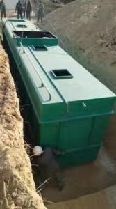 JY卫生院医疗废水处理工艺