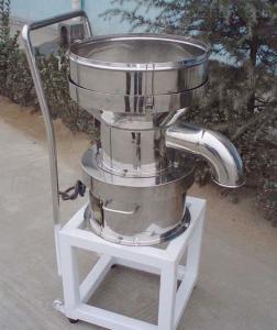 不銹鋼牛奶除雜用振動篩分過濾機