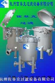 spcD-05/2-304-150G/0。6-Ⅱ 不锈钢5袋式过滤器