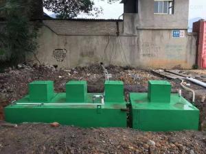JY醫院污水處理設備材質