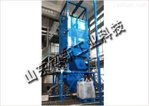 TCD1000濟南藥粉大袋拆包機噸包破包機設備廠家