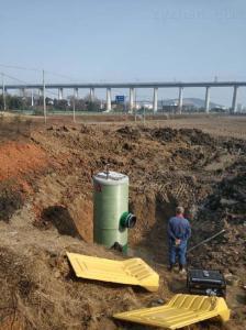 流量一體化預制泵站,太陽能雨污分流設備升級