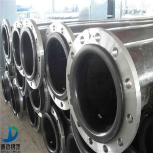 65-800mmΦ76*8超高管尾礦管連接方式