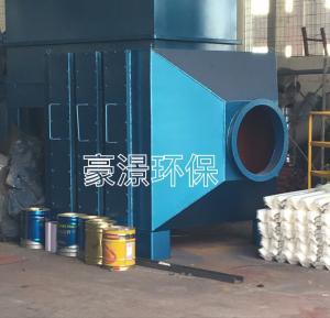常州金坛活性炭吸附箱 塑料厂废气处理设备