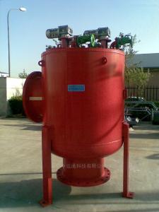 ZYT-A600北京中遠通全自動刷式過濾器工作原理