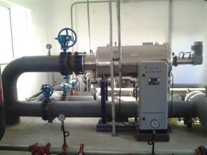 SJY全自動自清洗循環冷卻水智控壓差過濾器