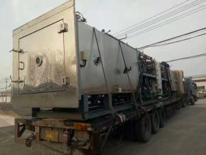 10平方大量回收二手冷冻干燥机