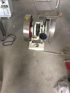 TDP-1.5臺式單沖壓片機
