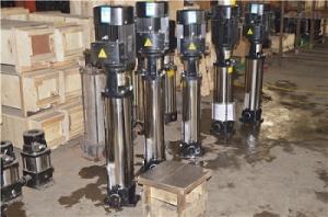 QDL厂家直销 QDL不锈钢 管道增压泵 高层供水