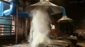 10噸電爐除塵器改造