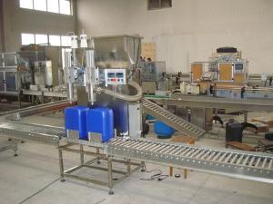 食用油灌装机液体灌装机上海广志全自动灌装设备放心省心