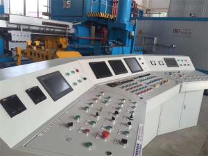 無錫擠壓設備廠家意美德600t鋁型材擠壓機