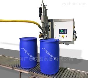 喷施肥灌装机喷施肥自动对口灌装机 化工称重罐装设备