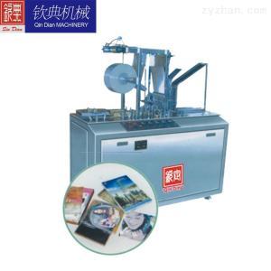QD-01全自動三維透明膜自動袋泡咖啡包裝機設備