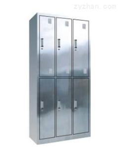 六門不銹鋼更衣柜