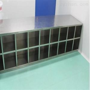 潔凈室不銹鋼更鞋柜