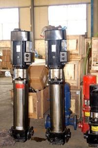 40口徑QDL立式離心泵 QDL熱水管道泵 立式