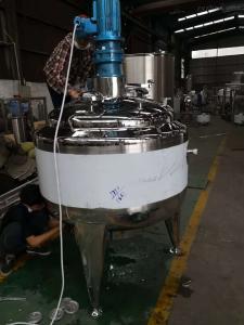CT不銹鋼化膠配液罐
