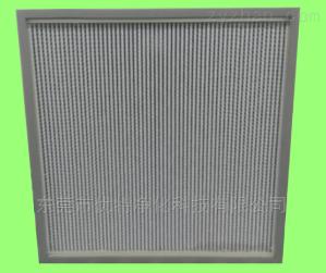 YTF有隔板高效過濾器簡介