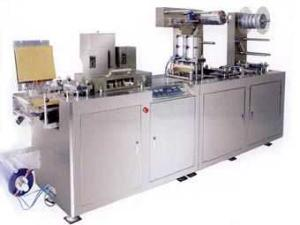 DPP-250LS平板式泡罩包装机