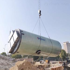 HYGRP定制玻璃鋼一體化泵站上海廠家熱銷